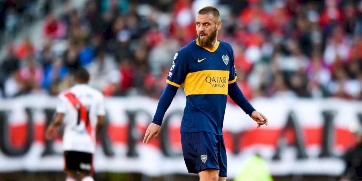 No respetan nada: Boca sufre con la citación de De Rossi a Italia en medio de las semifinales de la Libertadores