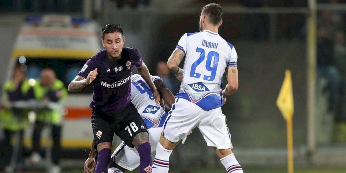 Fiorentina corta su mala racha con Erick Pulgar en cancha y se escapa del último lugar de la Serie A