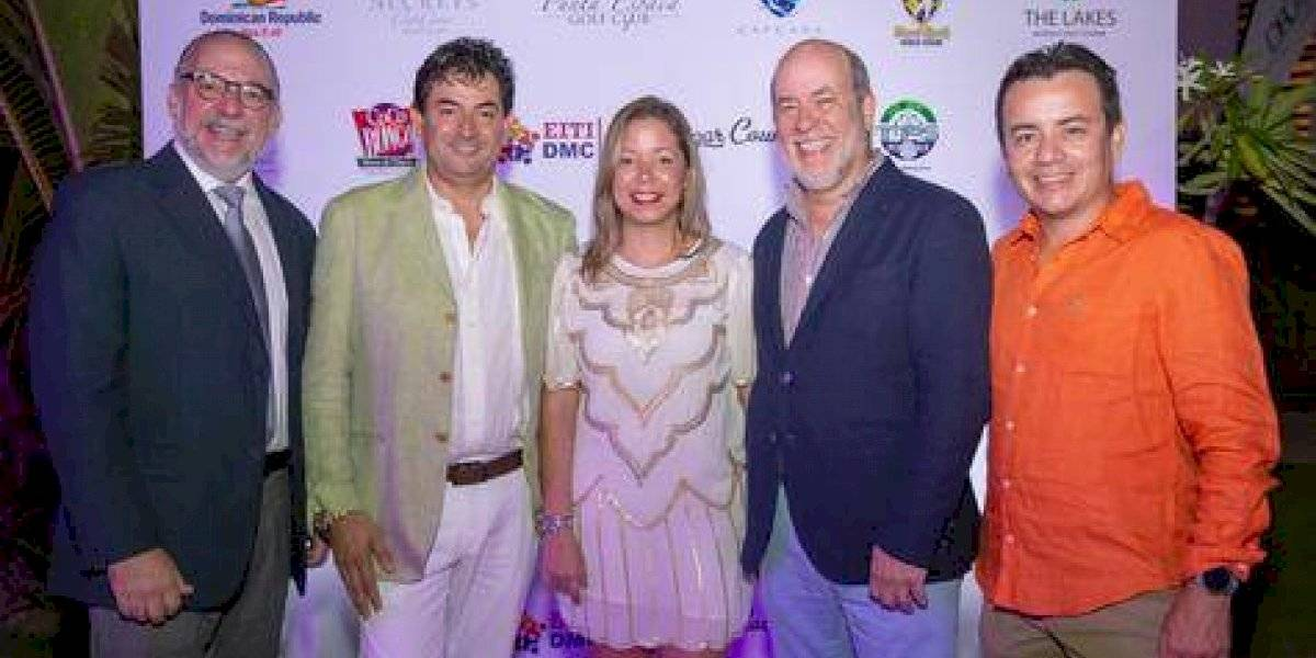 #TeVimosEn: Inauguran sexta edición de RD Golf Travel Exchange
