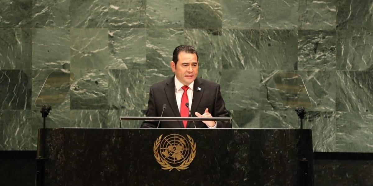 Presidente Morales exige a ONU un informe sobre CICIG