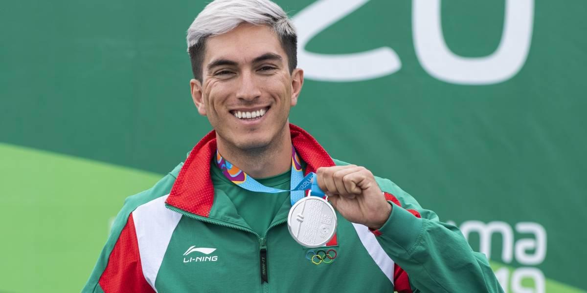 Medallista busca que se normalice la homosexualidad en el deporte mexicano