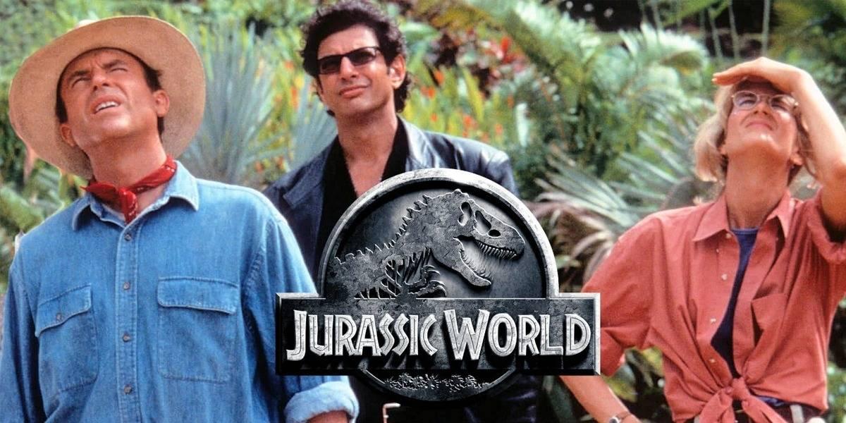 Es oficial: Jurassic World 3 regresa al elenco original de Jurassic Park