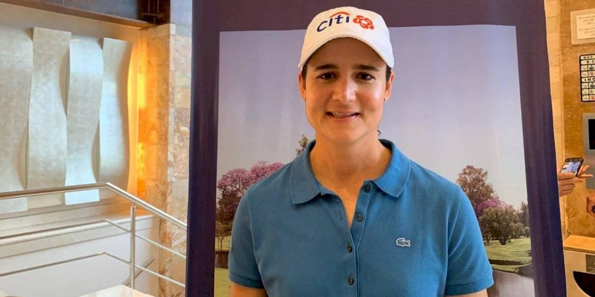 Lorena Ochoa ve al golf mexicano en su mejor momento