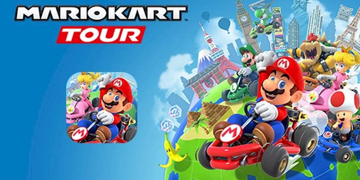 Mario Kart llega al iPhone y al iPad, consíguelo gratis