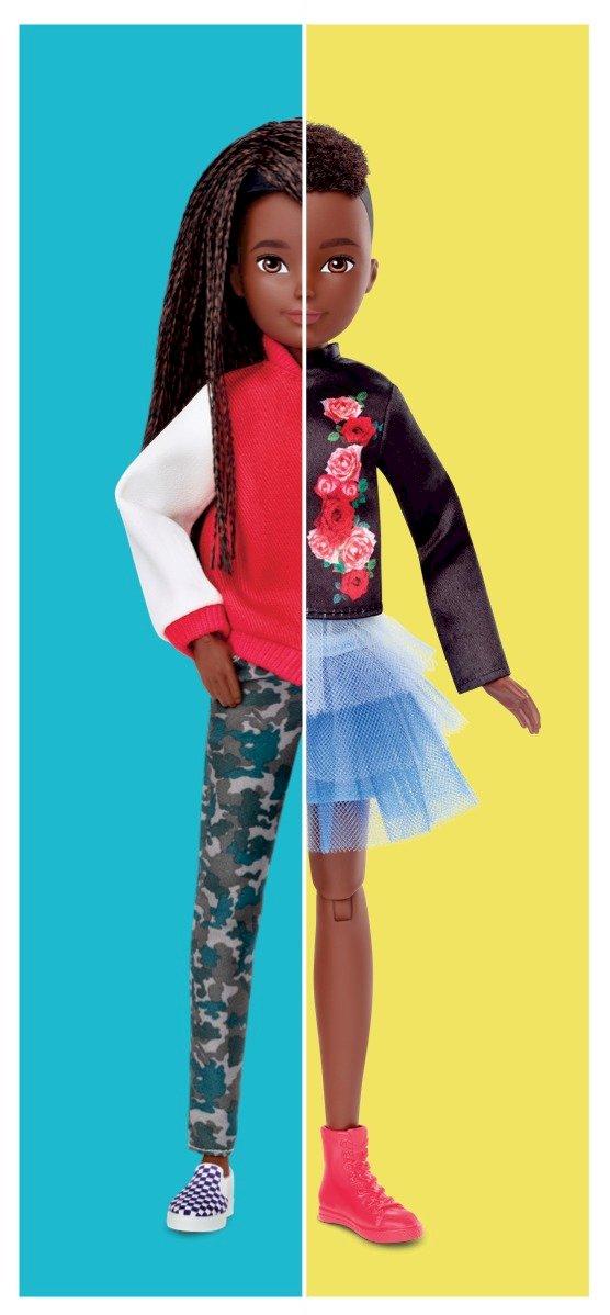 Los niños y niñas podrán usar su imaginación para combinarlos de diferentes formas Cortesía: Mattel