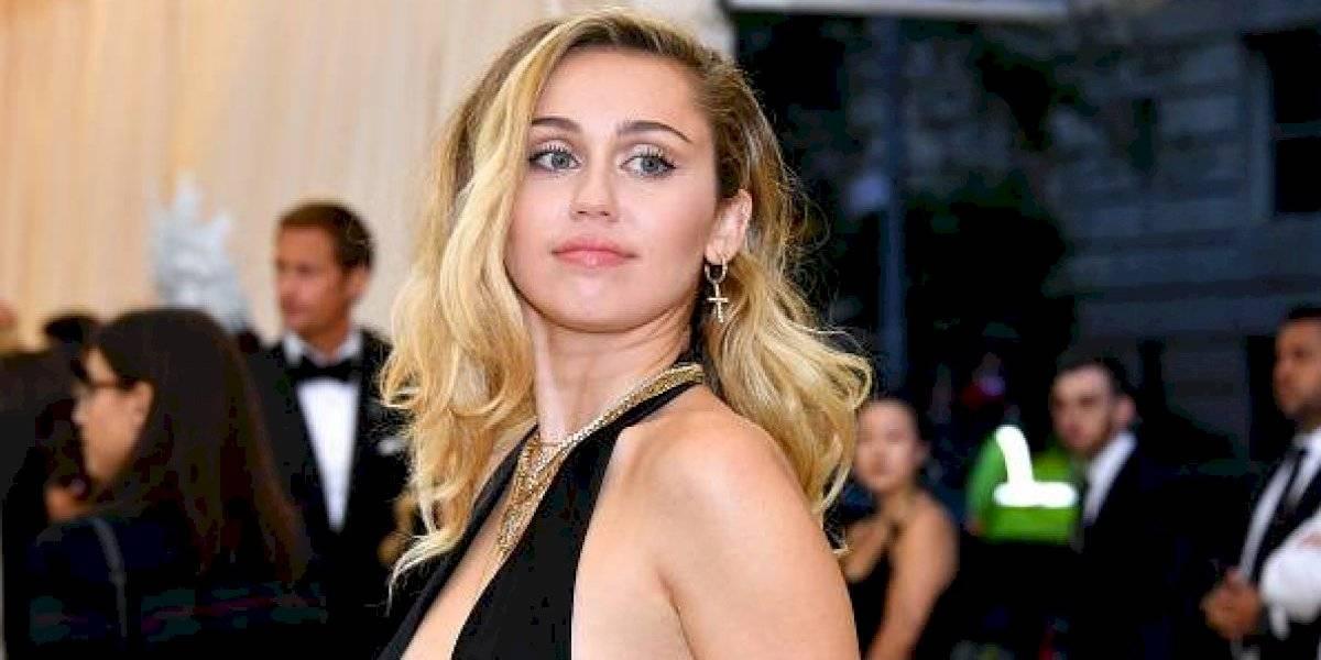 La foto que revela que Miley Cyrus estaría padeciendo anorexia