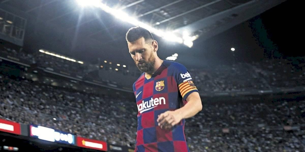 ¡Última hora! El Barcelona informa sobre la lesión de Lionel Messi