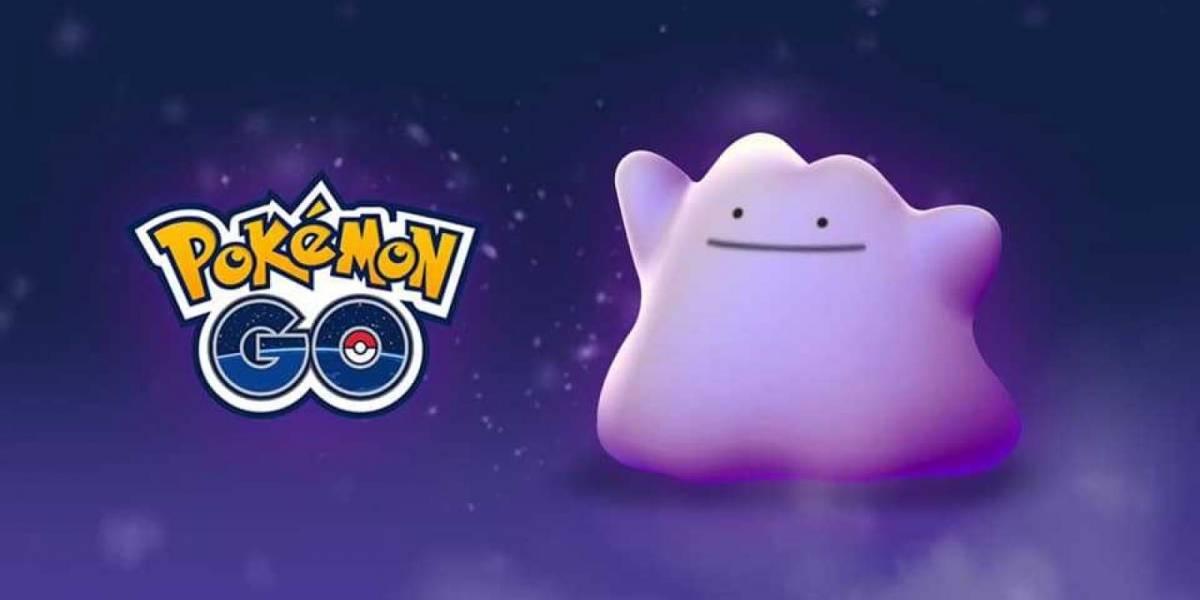 Pokémon Go: Ditto se puede encontrar transformado en una de estas 14 criaturas