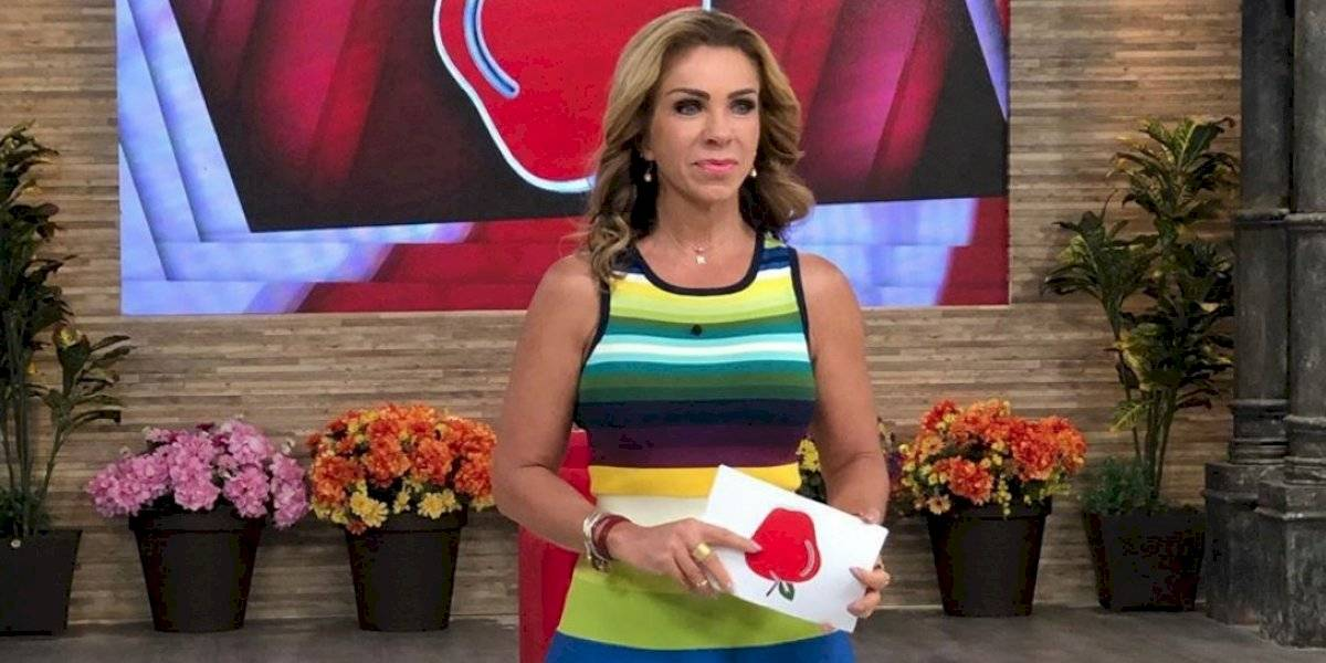 VIDEO: Rocío Sánchez Azuara se despide de su hija Daniela