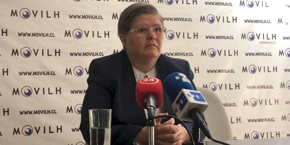 CIDH apoyó a monja y docente lesbiana que acusó discriminación del Estado y la Iglesia