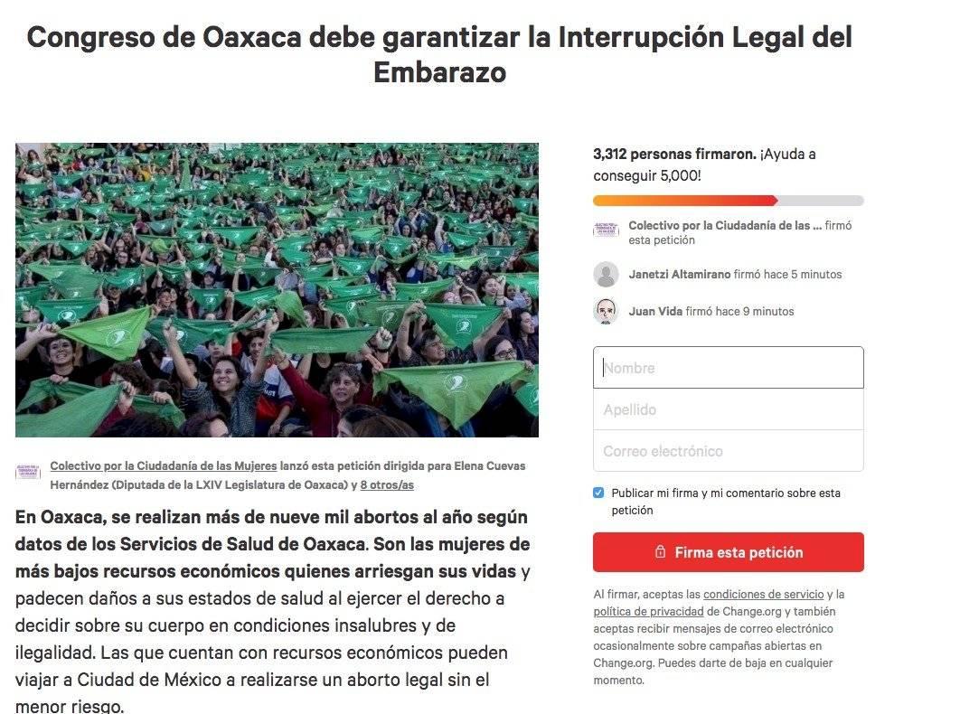 Aborto-Oaxaca