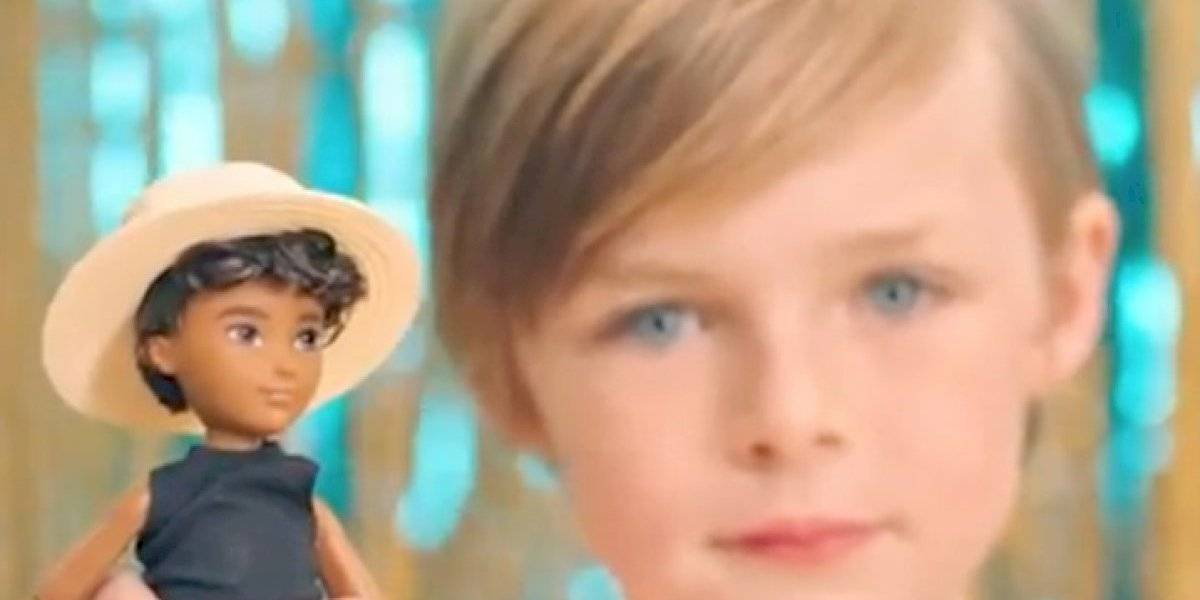 Mattel lanza línea de juguetes de género inclusivo