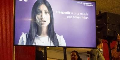 Inicia la campaña contra la violencia de género