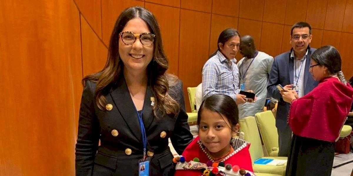 CONANI participa en la 74 Asamblea General de la ONU en NY