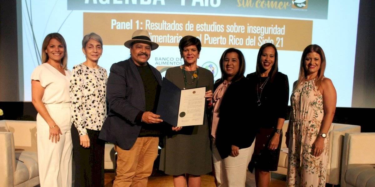 Más del 30 por ciento de la población pasa hambre en Puerto Rico