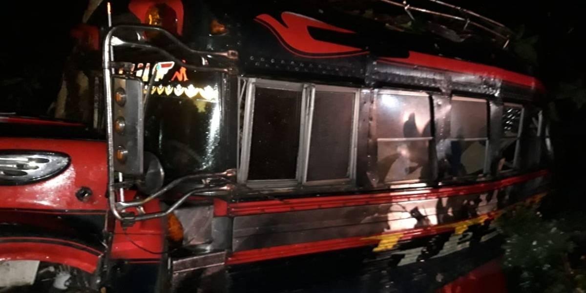 PMT de Villa Nueva impone 13 sanciones a Transportes Esmeralda
