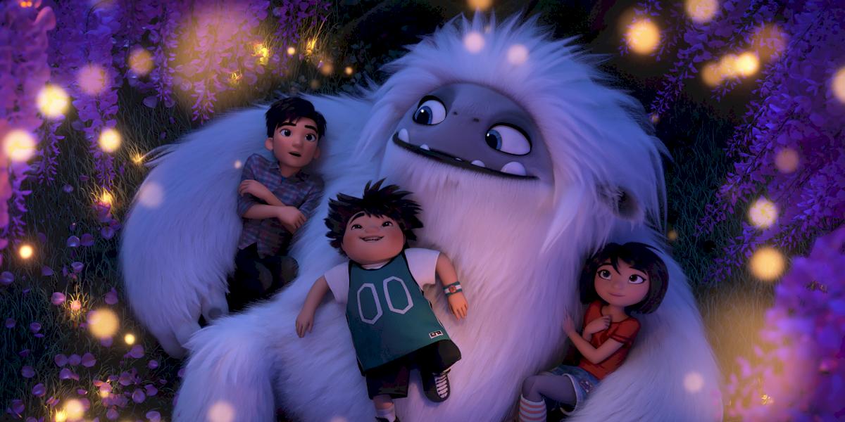 Karen Polinesia y Memo Aponte inmersos en la magia de 'Abominable