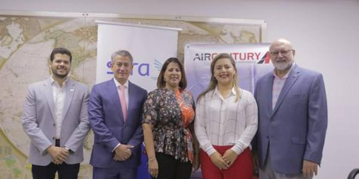 #TeVimosEn: Air Century y Seguros SURA realizan alianza comercial