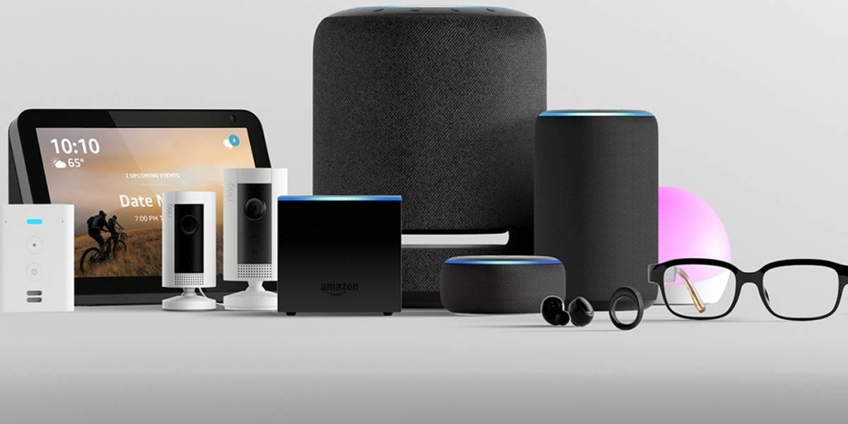 Amazon se inspira en todos y presenta 14 nuevos productos: parlantes, audífonos, cámaras y más