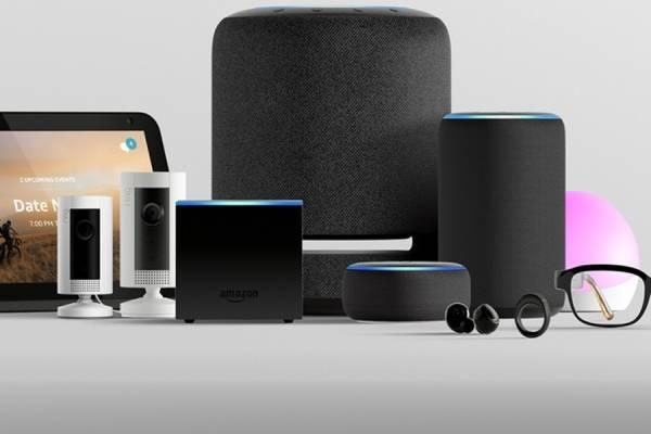 Amazon se inspira en todos y presenta 14 nuevos productos