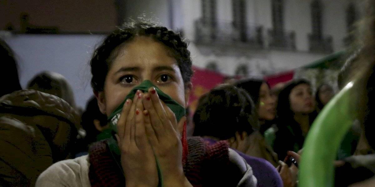Oaxaca aprobó la interrupción voluntaria del embarazo hasta las 12 semanas