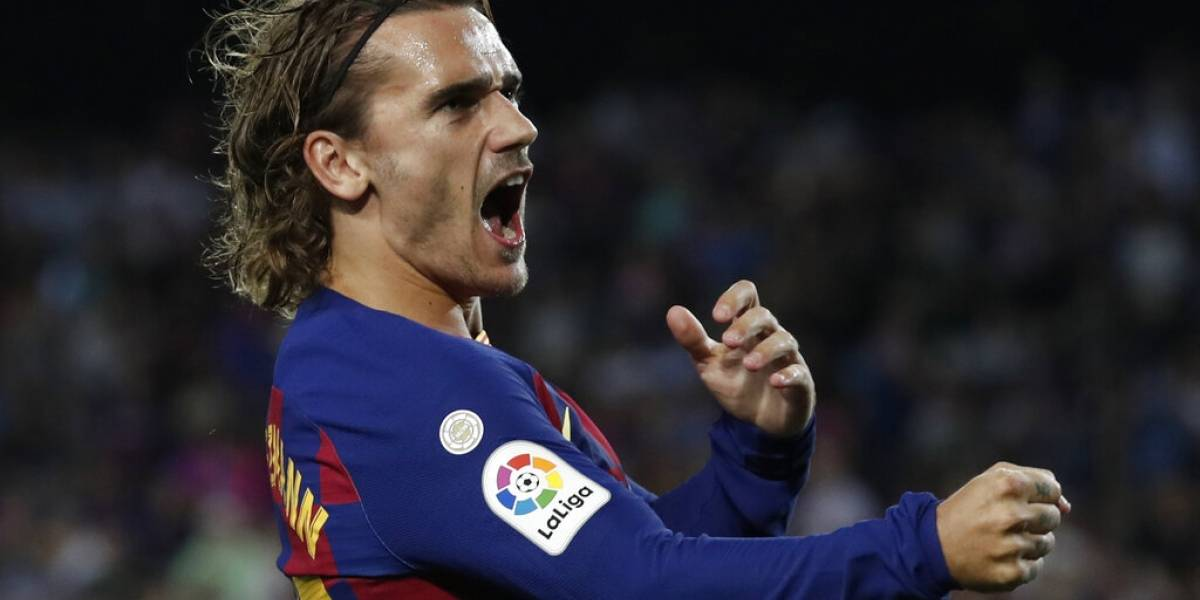 Barcelona multado 300 euros por contratación de Griezmann