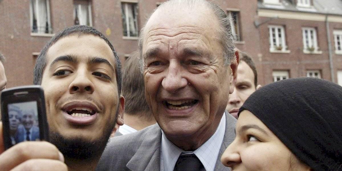 Muere Jacques Chirac, ex presidente de Francia