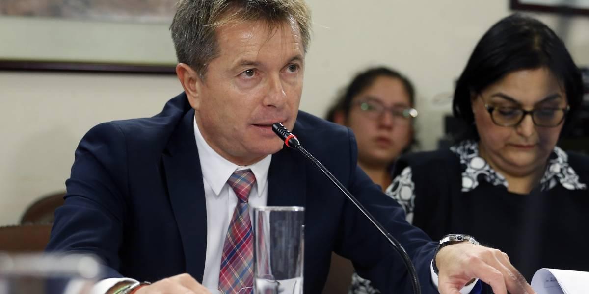 Subsecretario Salaberry queda sin sanción por parte del Gobierno: esperarán resultado de investigación