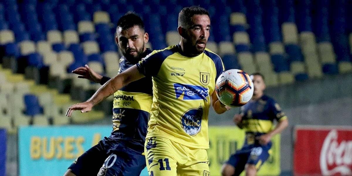 La U mira de reojo la finalísima para salir del descenso entre Everton y Universidad de Concepción