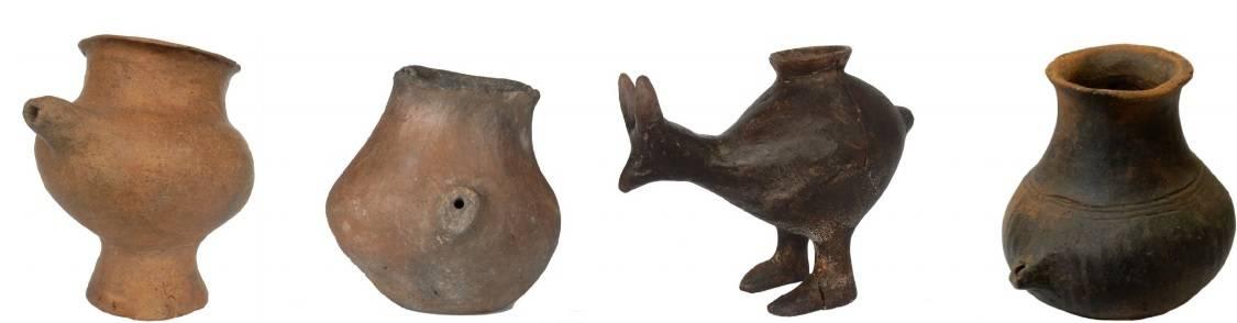 Descubre los biberones de la Prehistoria: eran de arcilla y con forma de animales
