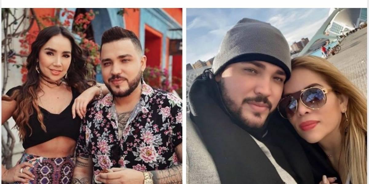¿Exesposa de Jessi Uribe golpeó a Paola Jara después de un concierto?