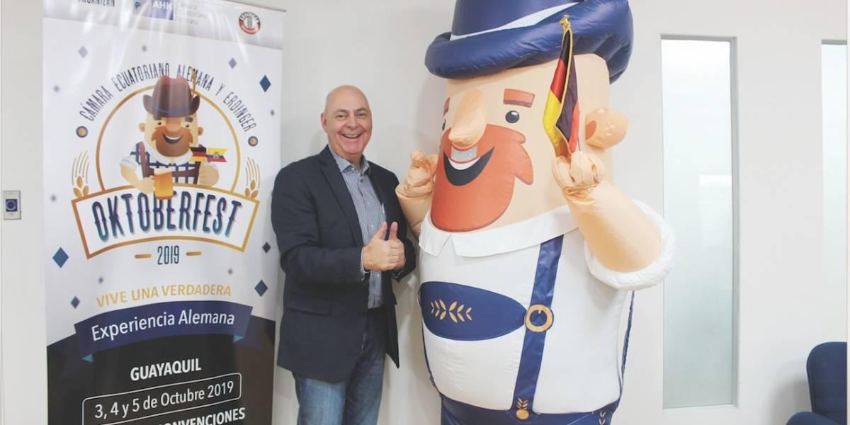 El 'Oktoberfest' llegará a Guayaquil