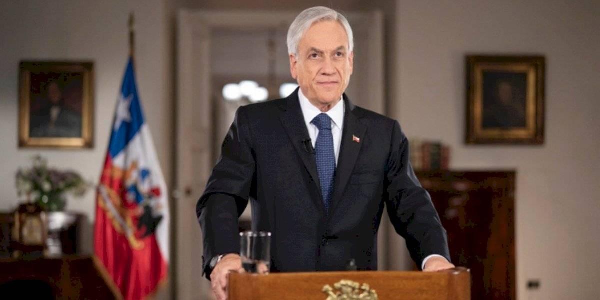 Presupuesto 2020 registra aumento porcentual de 3% real anunció presidente Piñera en cadena nacional