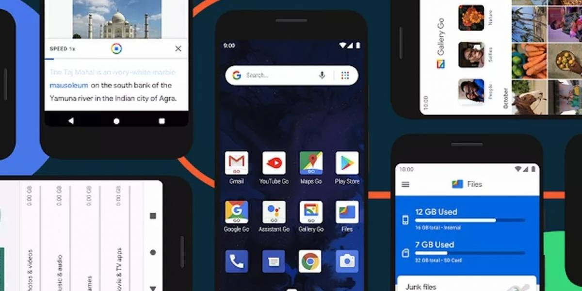 Conoce Android 10 Go Edition, la versión más rápida y ligera de este sistema operativo