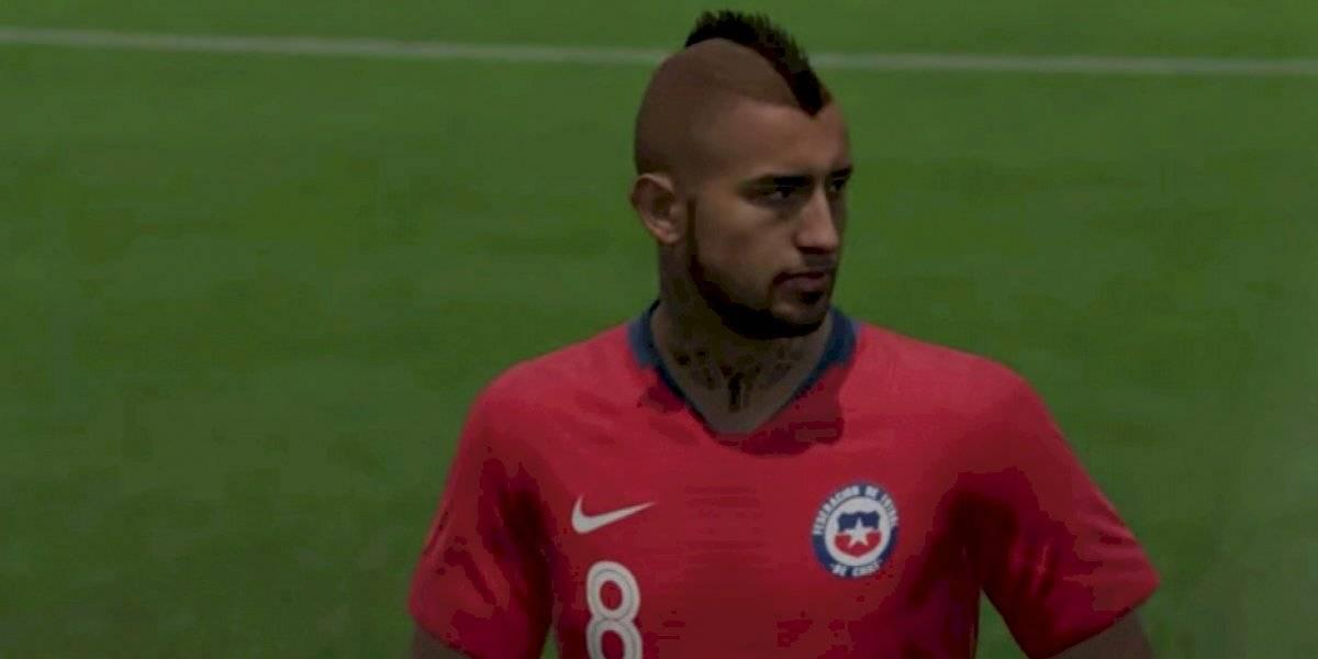 FIFA 20: Vidal sigue como 1, Aránguiz supera a Alexis en la lista de mejores futbolistas chilenos