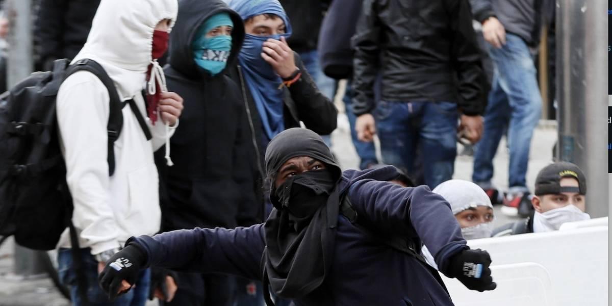 Claudia López: disidencias de las Farc habrían pagado a vándalos para infiltrar marchas