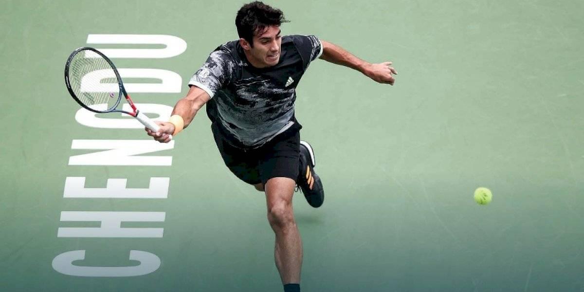 ¿Cuándo, a qué hora y cómo ver a Garin en los cuartos de final del ATP de Chengdu?