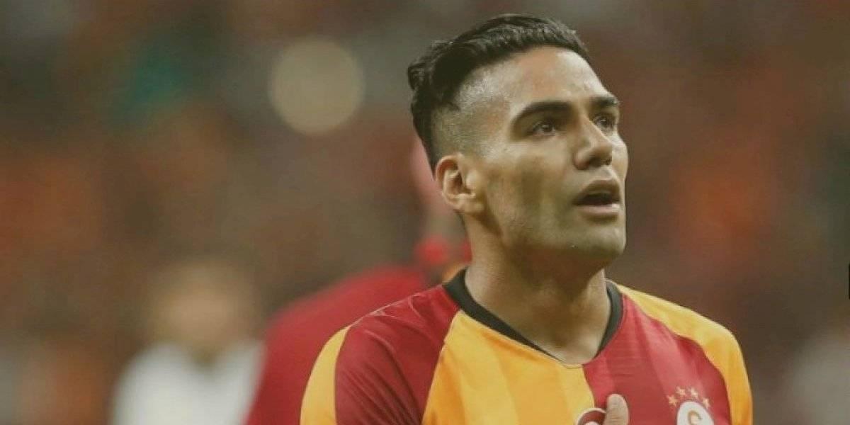 Falcao aceptaría irse del Galatasaray con una condición que no le conviene a sus directivos