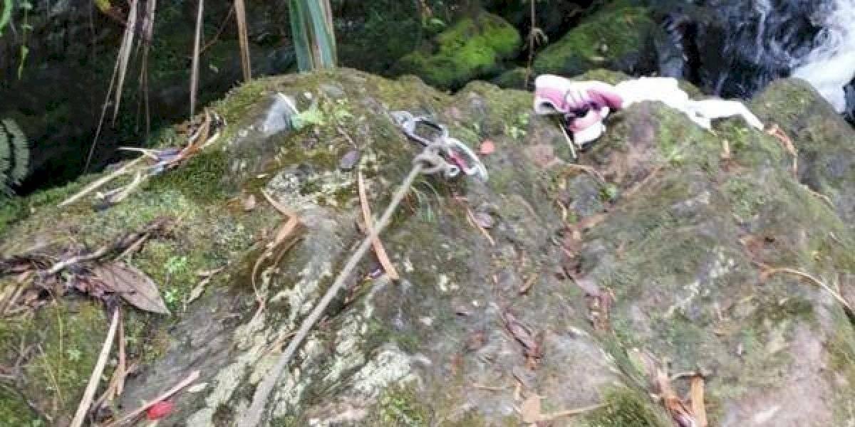 La bruja que llevó a la niña hasta supuesta guaca de oro de las Farc