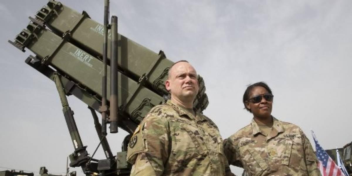 EE.UU. enviará 200 militares y misiles Patriot a Arabia Saudita