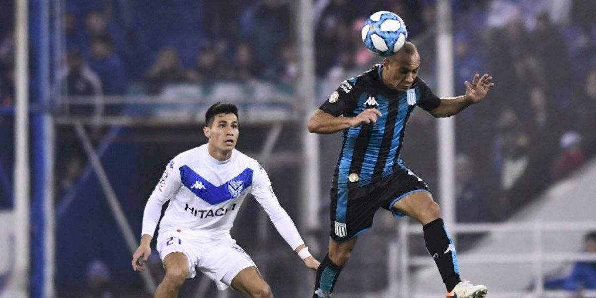 Marcelo Díaz superó su lesión y podría ser titular en Racing Club ante Rosario Central