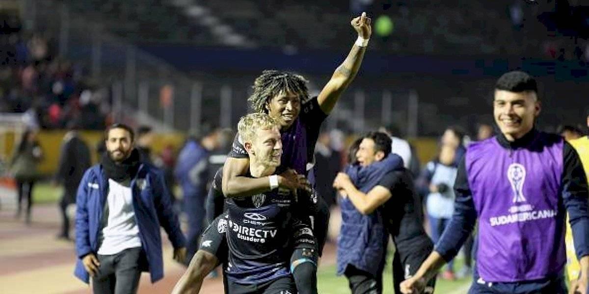 Independiente del Valle festejó bailando salsa choque su pasó a la final de la Sudamericana