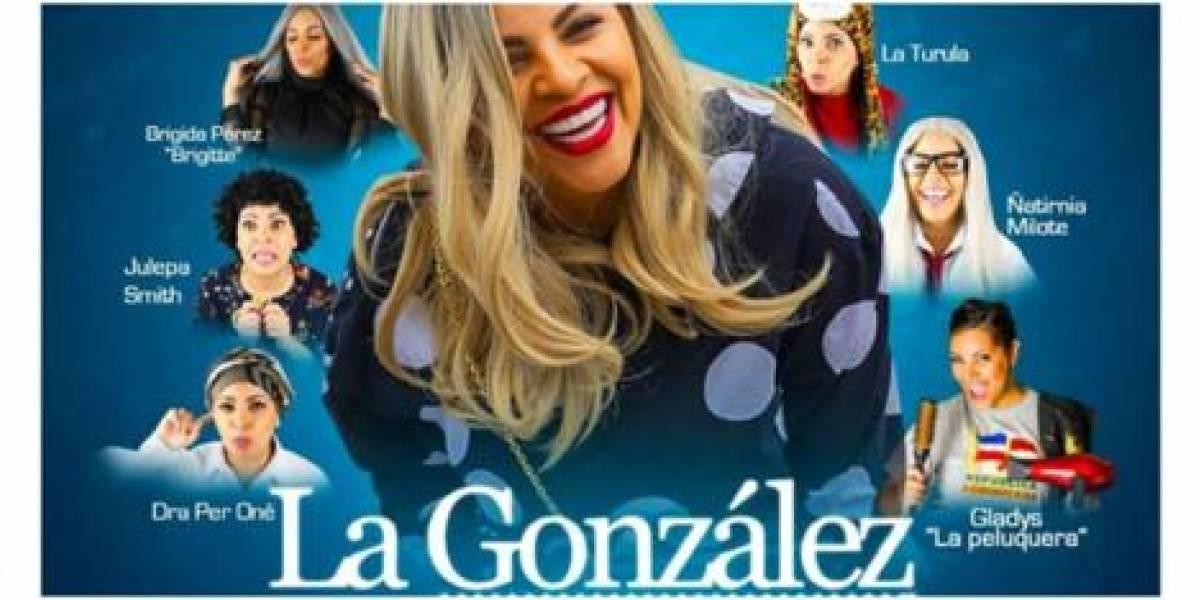 La González regresa en noviembre con más humor