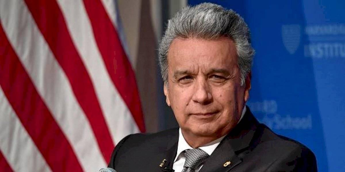 Lenín Moreno recibirá reconocimiento por su liderazgo