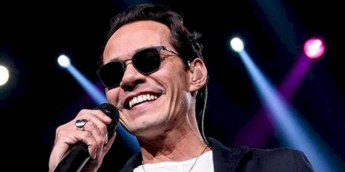 Marc Anthony canta este sábado en Hard Rock Punta Cana