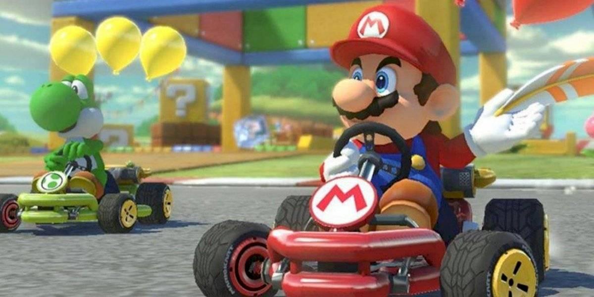 Mario Kart llegó a todos los dispositivos móviles