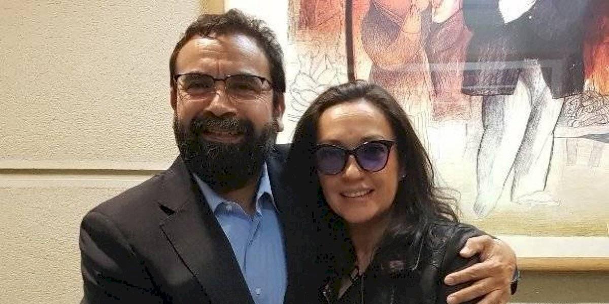 """""""Como independiente no soy Superman. Sola no se puede"""": diputada Marisela Santibáñez firma como nueva militante del Partido Comunista"""