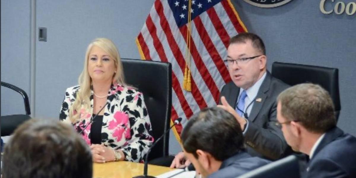 FEMA y gobierno de Puerto Rico buscan agilizar recuperación