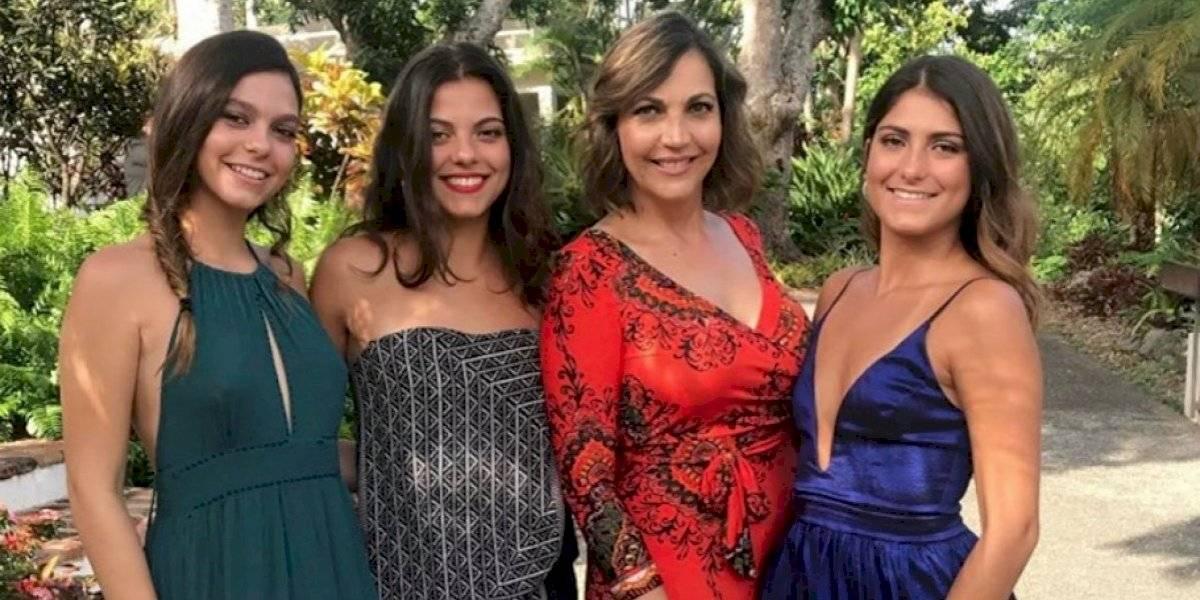 """Celimar Adames envía mensaje a sus hijas en el """"National Daughter's Day"""""""