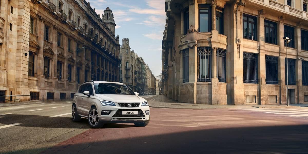 SEAT Ateca 2020 llega fuerte, con carácter y tracción en las cuatro ruedas